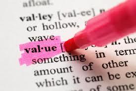 Value def